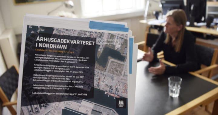 Kronløbsøen. Lokalplan med frihedsgrader og visioner – og kærlighed til vand