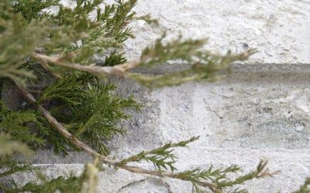Kronløbsøen - mursten Kronø